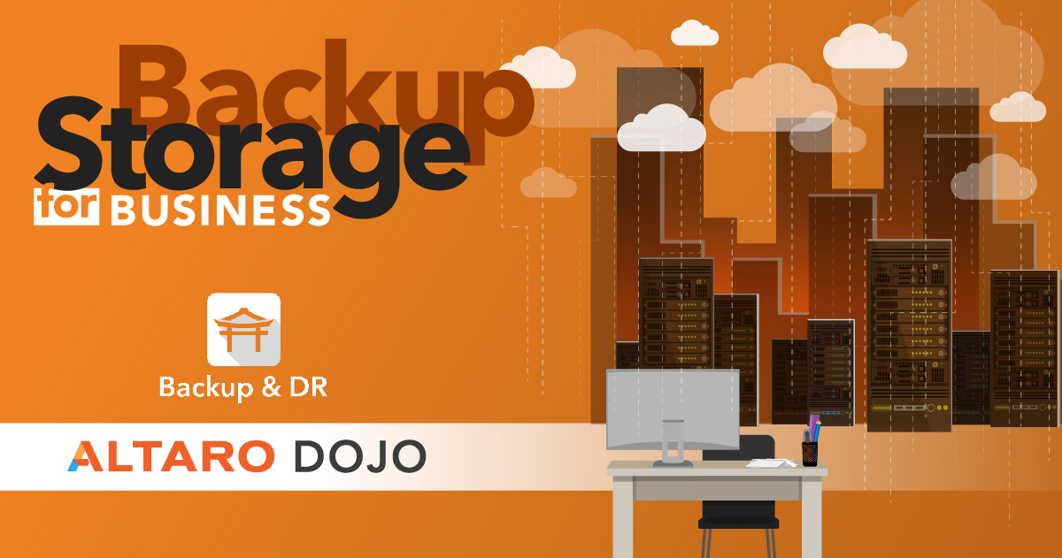 Backup Storage Options and Size Requirements for Business