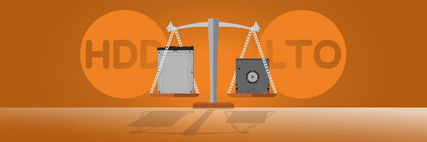 Tape Storage vs. Disk Storage: Which is best for backup?