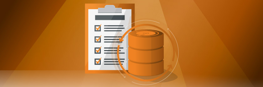 Protection with SQL Server Maintenance Plans
