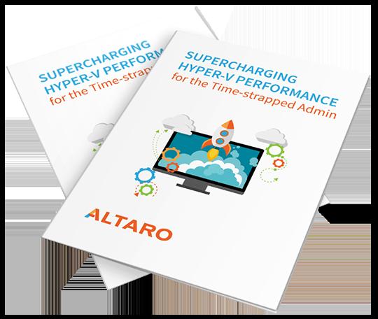 Hyper-V performance eBook