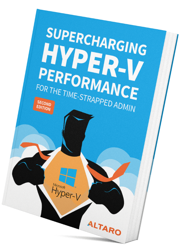 Hyper-V Ebook Supercharging Hyper-V