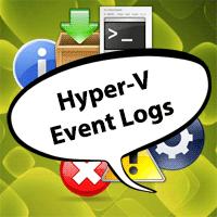 overview-hyper-v-event-logs