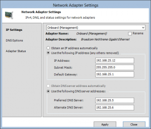 Corefig Screenshot 2
