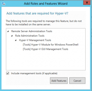 Windows Server 2012 Hyper-V PowerShell Module