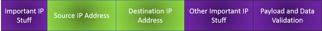 IP Packet - Addressing