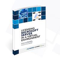 NEW Webinar & eBook: Microsoft Licensing for Virtual Environments