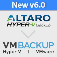 Altaro VM Backup v6 Launch
