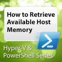how-to-quickly-retrieve-host-memory