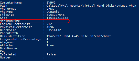 Get-VHD on a VHDX that Contains a Dynamic Disk