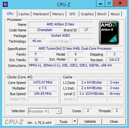 CPU Compatibility Off