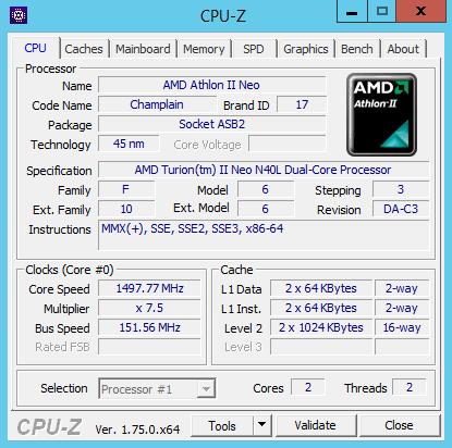CPU Compatibility On