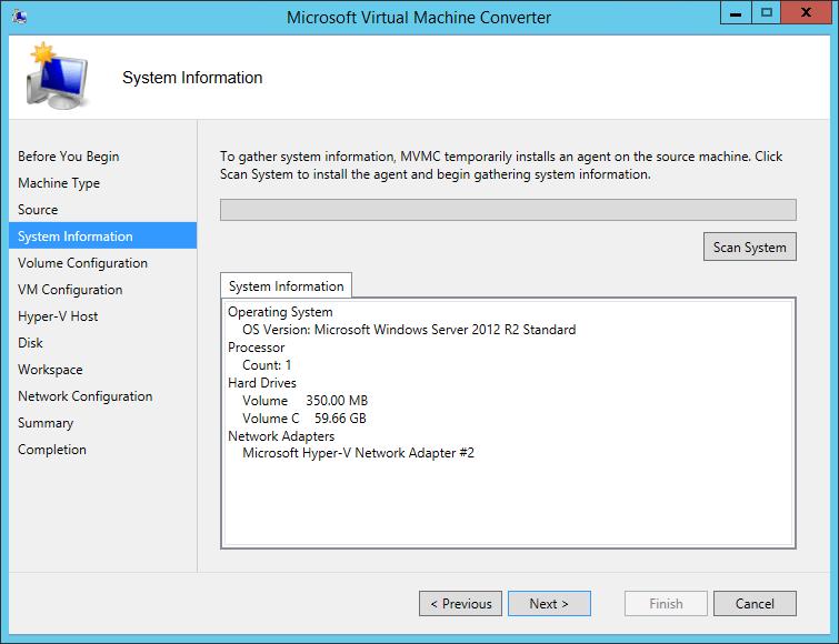 MVMC Source Scan
