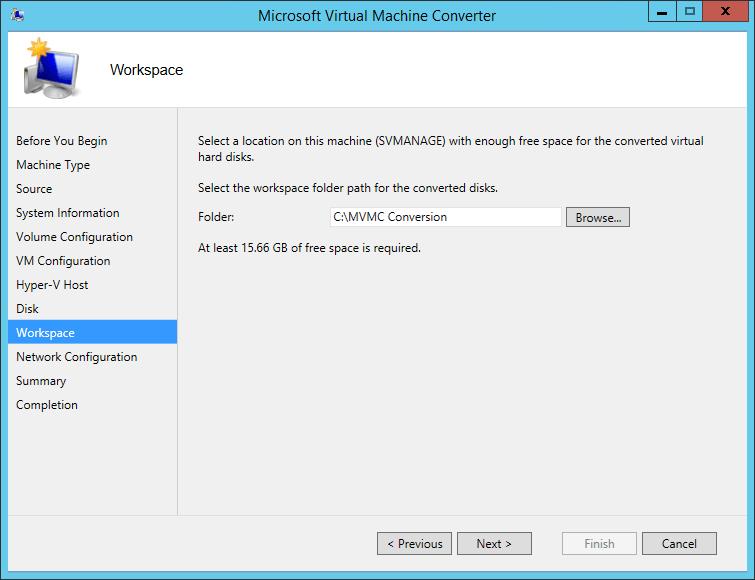 MVMC Interim Storage