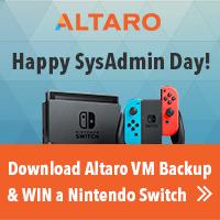 sysadmin day 2017 nintendo switch