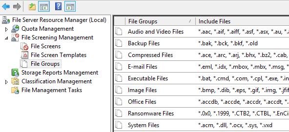 5-filegroup