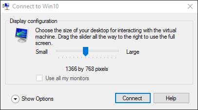 Enhanced Session Mode Video Options