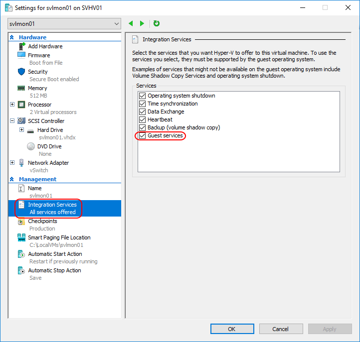 lincopy_servicescheck