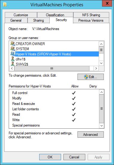 broken ntfs virtual machines