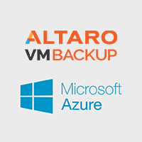 Altaro VM Backup now offers Azure as an offsite backup option.
