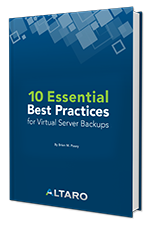 Best Practices for Virtual Server Backups whitepaper