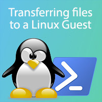 4 Ways to Transfer Files to a Linux Hyper-V Guest