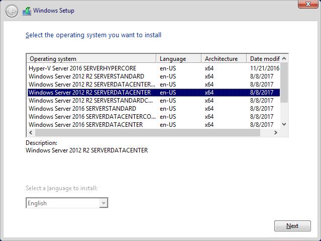 wds_installimageselectiongeneric