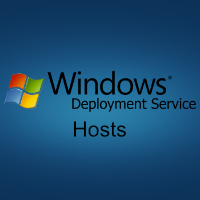 windows-deployment-hosts