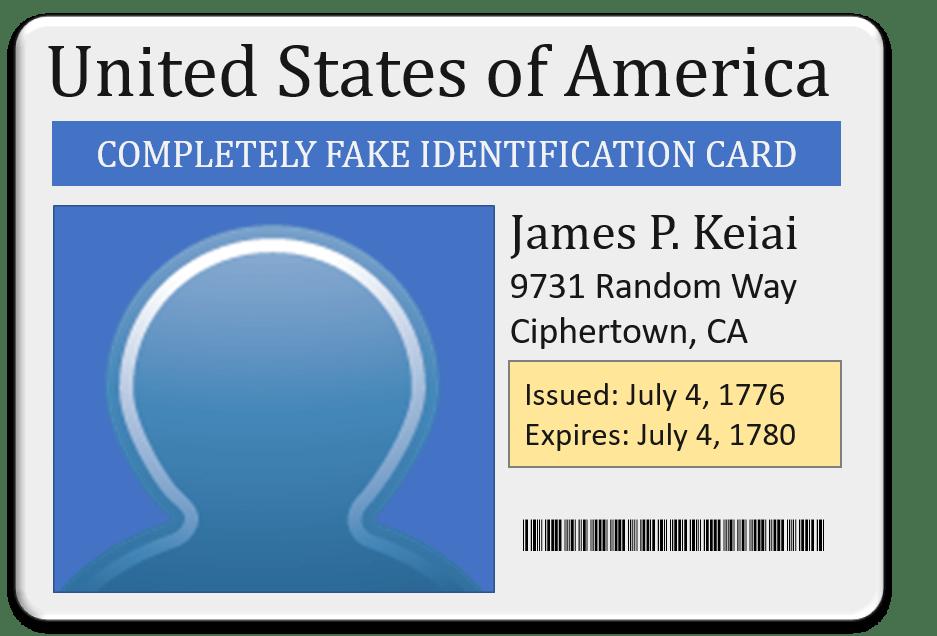 State Identification