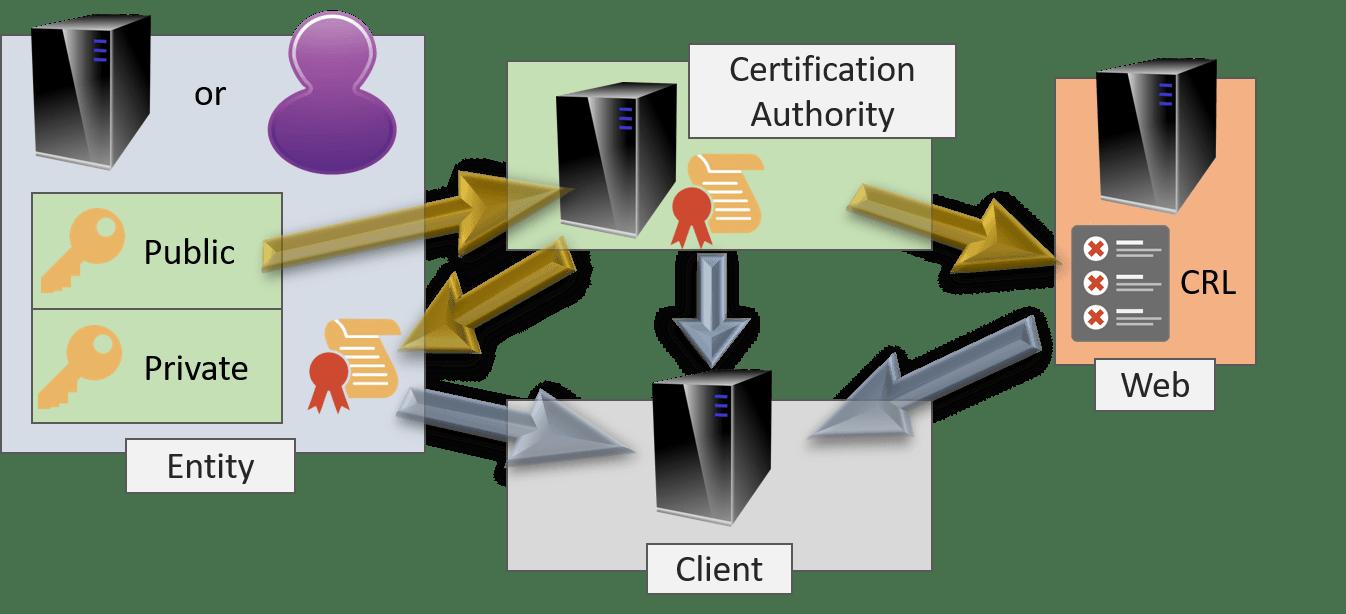 PKI Identity Verification