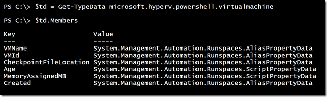 Verifying new VM type extensions