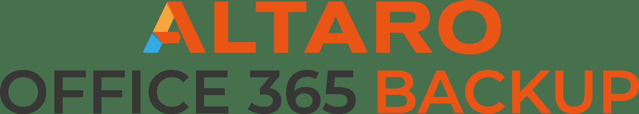 Altaro Office 365 logo