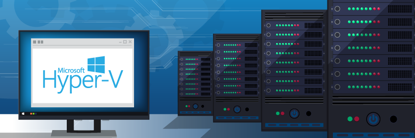 How to Build Redundancy in your Hyper-V Backup Configuration