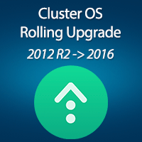 Upgrade 2012 R2 Cluster to 2016 using Cluster OS Rolling Upgrade