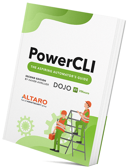 PowerCli Ebook