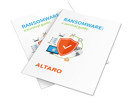 Ransomware Ebook Cover