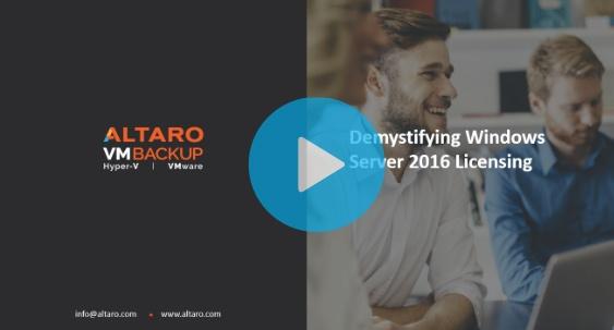 VM Backup Webinars - Learn how to back up virtual machines