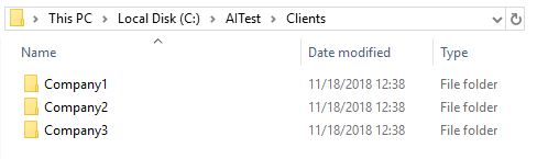 PowerShell clients