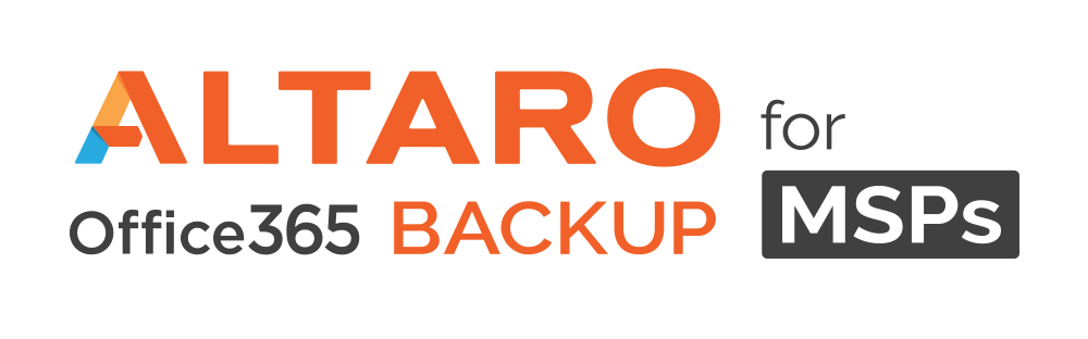 Announcing Altaro Office 365 Backup for MSPs