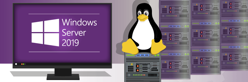 How to Run 🐧 Linux Containers on Windows Server 2019