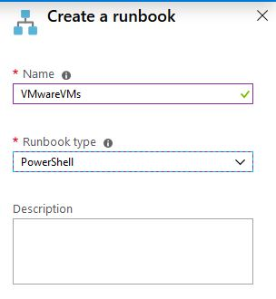 How to Use an Azure Automation Runbook