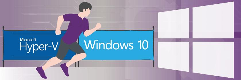 Sysprep Windows 10 & Hyper-V Templates for Quick Deployments