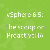 vsphere-proactive-ha