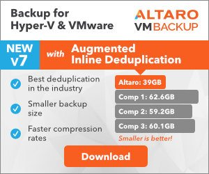 Download Altaro VM Backup