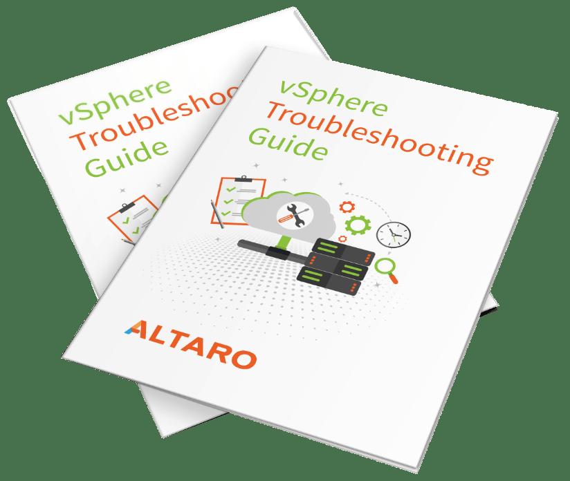 vSphere Troubleshooting Guide [ebook]