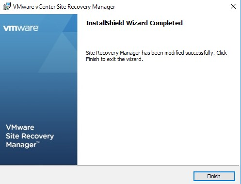 InstallShield Wizard Completed