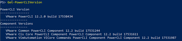 Getting Started with VMware PowerCLI – 6