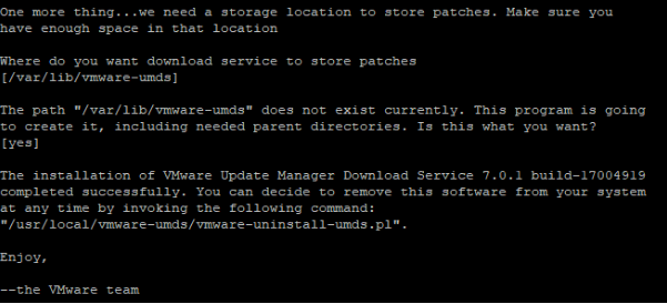 Patch store location