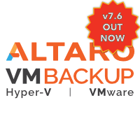 Announcing the latest update to Altaro VM Backup: Continuous Data Protection