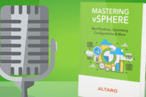 """Interview with Ryan Birk – Author of """"Mastering vSphere"""" [Video]"""