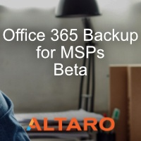 Test Altaro Office 365 Backup for MSPs and get €100